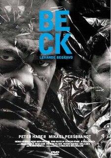 <i>Beck – Levande begravd</i> 2009 film by Harald Hamrell