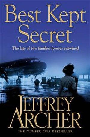 Best Kept Secret (novel) - Image: Best Kept Secreat