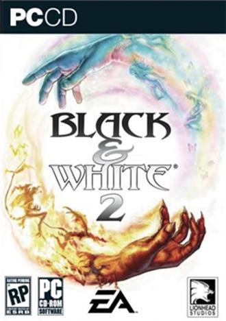 Black & White 2 - Image: Black & White 2 Coverart