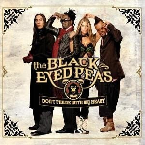 Don't Phunk with My Heart - Image: Black Eyed Peas Dont Phunk With My Heart CD cover