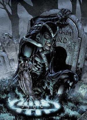 Black Hand (comics) - Image: Black Hand