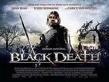 Black Death, con Sean Bean, film storii medievali 2011