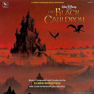 The Black Cauldron (film) - Image: Blackcauldronorigina l