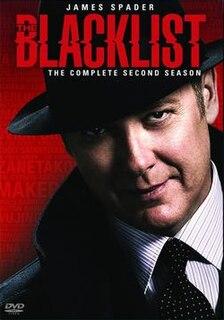 <i>The Blacklist</i> (season 2)