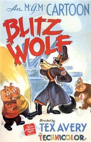 Blitz Wolf - Poster for Blitz Wolf