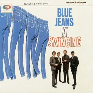 Blue Jeans a'Swinging - Image: Blue Jeans a'Swinging
