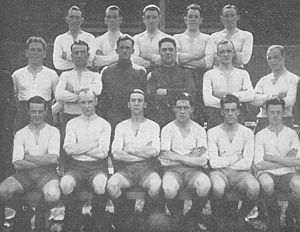 1925–26 Brentford F.C. season - Image: Brentford FC, 1925 26 team photograph