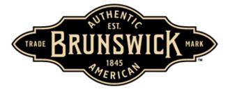 Brunswick Bowling & Billiards - Logo used by Brunswick Billiards