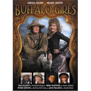 Buffalo Girls (miniseries) - Image: Buffalo Girls 1995