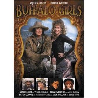 Buffalo Girls (miniseries) - Image: Buffalo Girls 1995