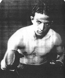 Bushy Graham American boxer