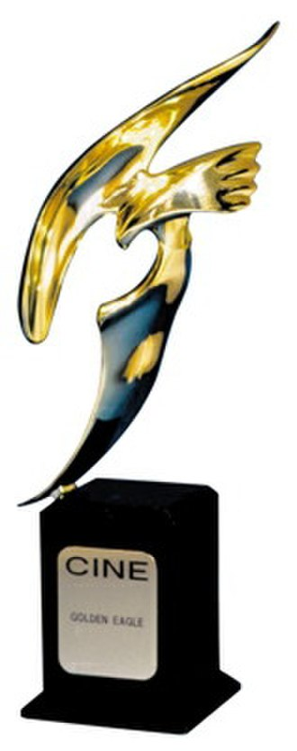 CINE - The CINE Golden Eagle Award Trophy
