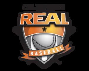 Cal Ripken's Real Baseball - Image: Cal Ripken Real Base Ball logo