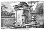 Dr. Carey's Tomb at Serampore