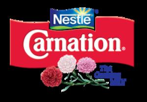 Carnation (brand) - Image: Carnationlogo