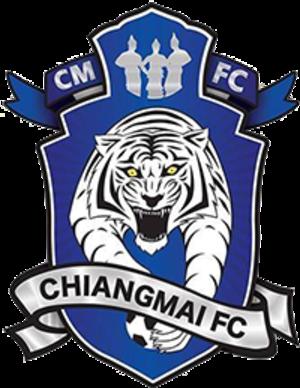 Chiangmai F.C. - Image: Chiangmai FC logo 2017