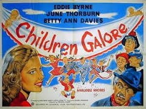 Children Galore - Image: Children Galore (1955 film)