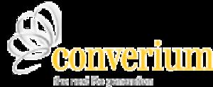 Converium - Image: Converium logo
