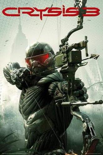 Crysis 3 - Image: Crysis 3 cover