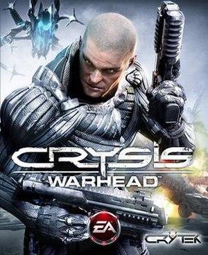 Crysis Warhead - Image: Crysis Warhead Boxart