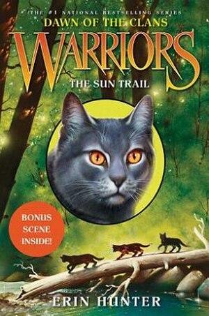 The Sun Trail - 2015 reprint cover of The Sun Trail