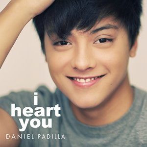 I Heart You (album) - Image: Daniel Padilla I Heart You
