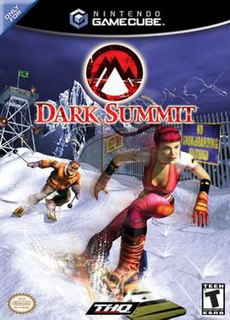 <i>Dark Summit</i> 2001 video game
