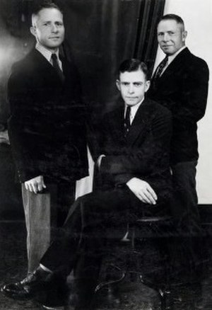 DeAutremont Brothers - Hugh, Roy and Ray DeAutremont