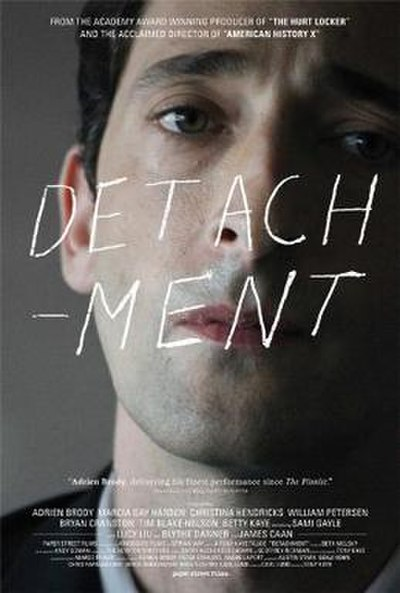 Picture of a movie: Detachment