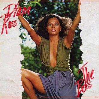 The Boss (Diana Ross album) - Image: Diana boss