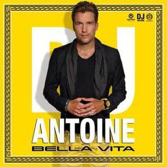 DJ Antoine — Bella Vita (studio acapella)