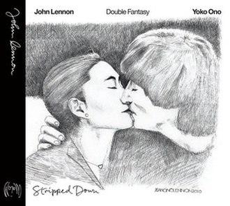 Double Fantasy - Image: Double Fantasy Stripped Down
