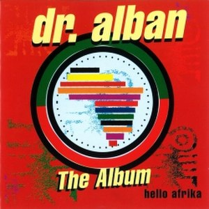 Hello Afrika - Image: Dr alban hello afrika album