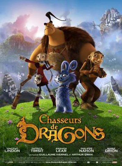 Picture of a movie: Dragon Hunters