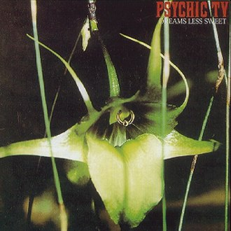 Dreams Less Sweet - Image: Dreams Less Sweet (Psychic TV album cover art)