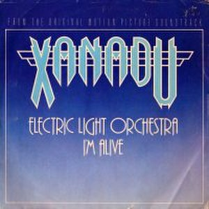 I'm Alive (Electric Light Orchestra song) - Image: ELO I'm Alive single cover