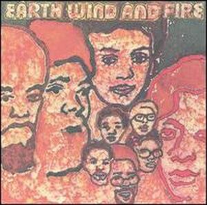 Earth, Wind & Fire (album) - Image: Earth, Wind & Fire Earth, Wind & Fire