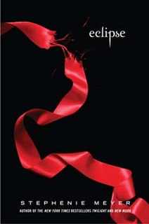 <i>Eclipse</i> (Meyer novel) third novel in the Twilight Saga by Stephenie Meyer