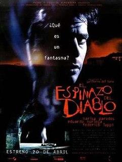 <i>The Devils Backbone</i> 2001 film directed by Guillermo del Toro