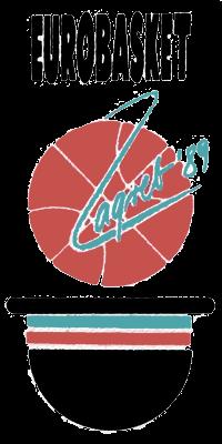EuroBasket 1989 logo