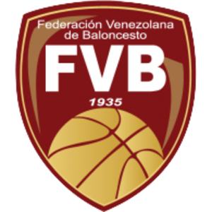 Venezuela national basketball team - Image: FVB logo