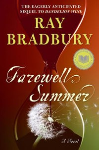 Hardback cover of Farewell Summer