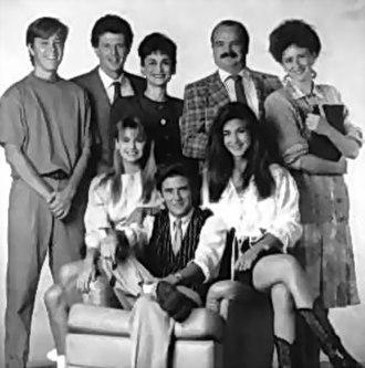 Ferris Bueller (TV series) - The main cast