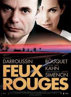 <i>Red Lights</i> (2004 film) 2004 film by Cédric Kahn