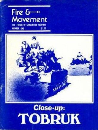 Fire & Movement - Image: Fireandmovementmagaz ine 1