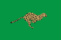Flag of the All Tripura Tiger Force.png