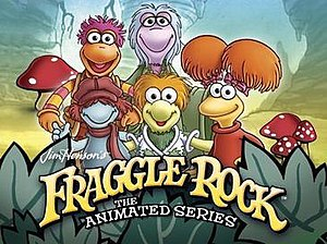 Fraggle Rock: The Animated Series - Image: Fraggle Rock Animated