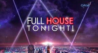 <i>Full House Tonight</i> 2017 Philippine television show