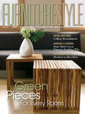 Furniture Style - Cover of Furniture Style magazine