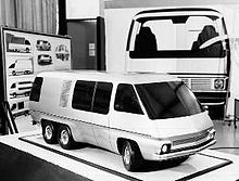 GMC Motorhome Early 1 8 Scale Clay Model